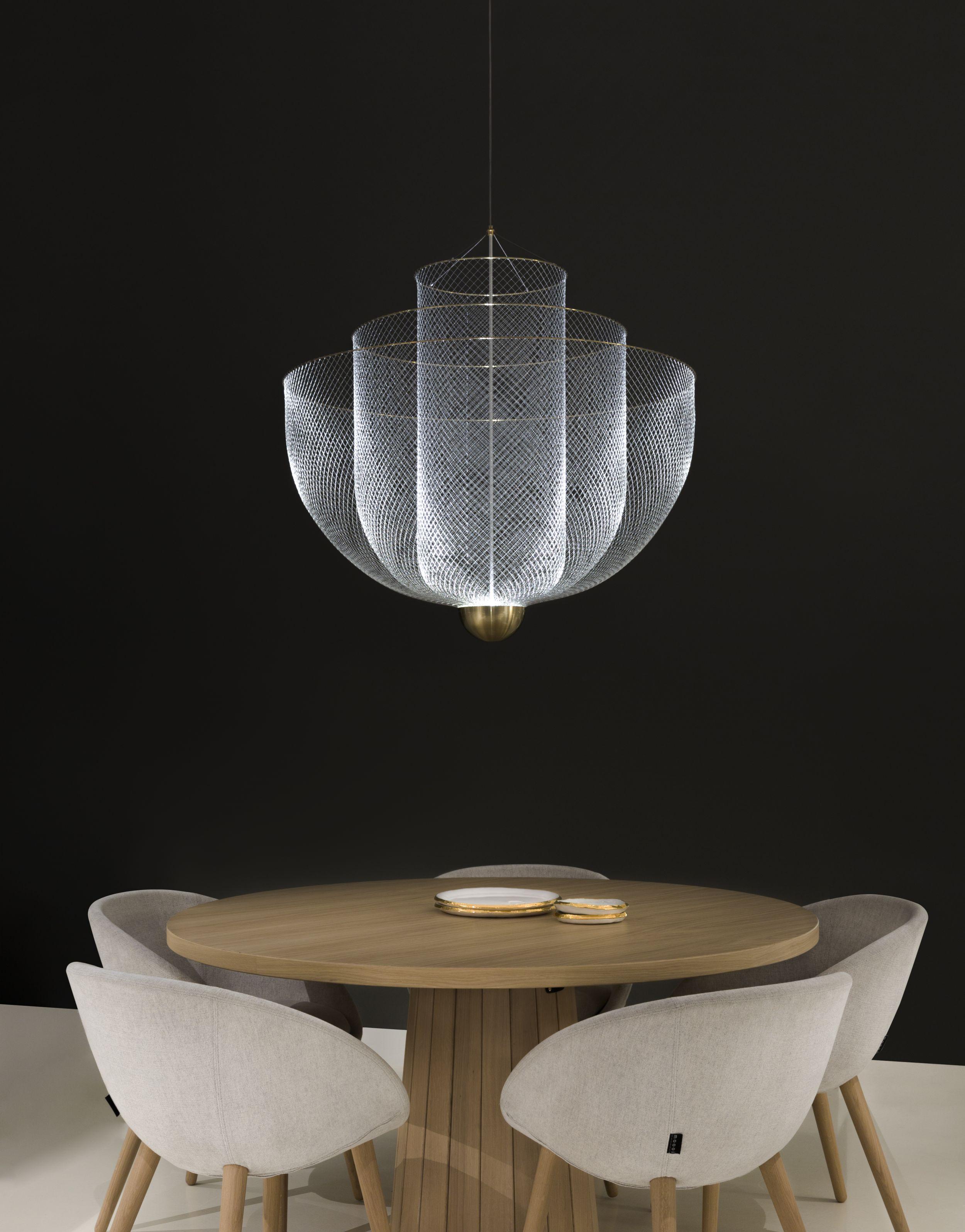 meshmatics chandelier mise en sc ne distribution d clairages d coratifs marseille. Black Bedroom Furniture Sets. Home Design Ideas